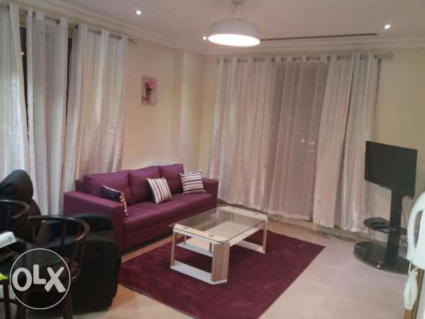 1bedroom brand new luxury flat for rent in juffair fully furnished.