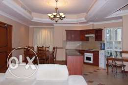 3 bedroom fully furnished apartment in Seef