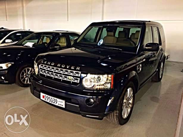 Landrover LR4 2010 only 70000 km 7 seaters full option