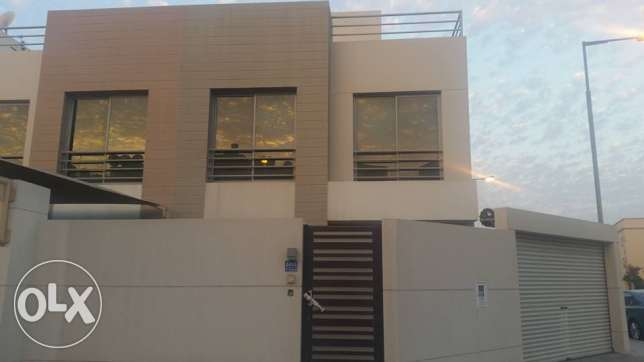 modern brand new villa close to Saudi causeway SARAYA 2