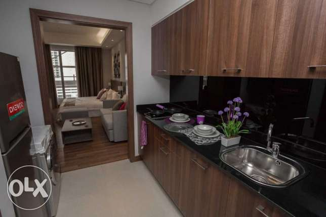 For sale studio flat in Sanabis