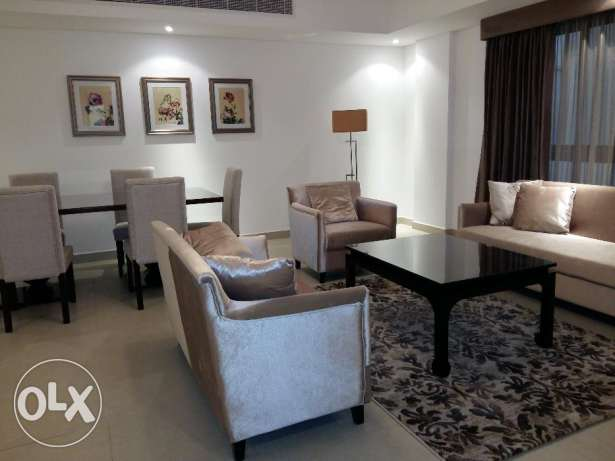 1 Bedroom beautiful Apartent in Mahooz fully furnished ماحوس -  1