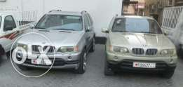 For sale two x 5