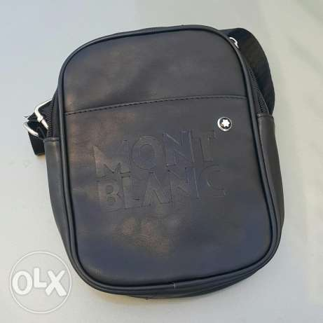 For sale mont blanc HAND BAG FOR MAN
