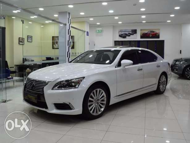 lexus ls460L - model 2013 ( only 8000 km )