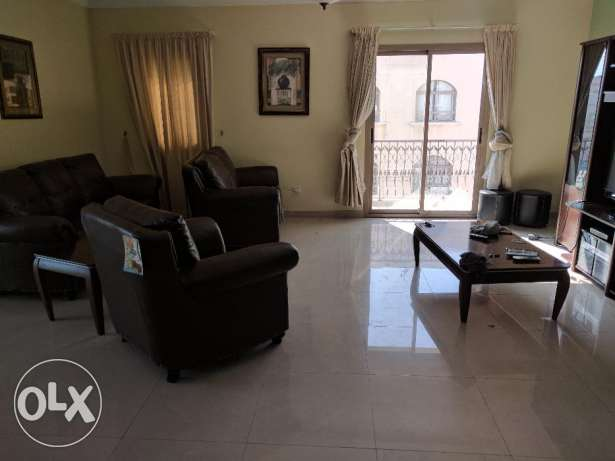 3 Bedroom fully furnished flat for NAVY Welcome with pool