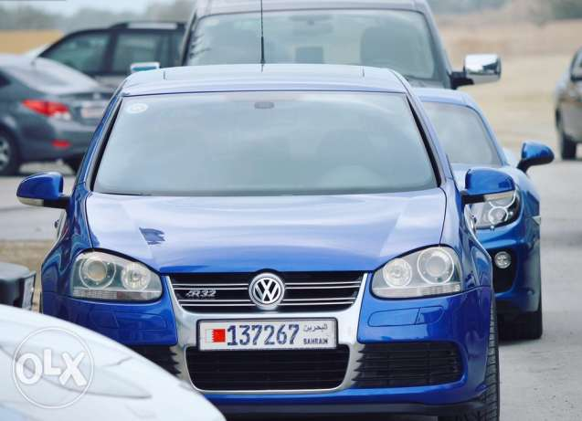 VW Golf R32 for sale 3900 BD negotiable