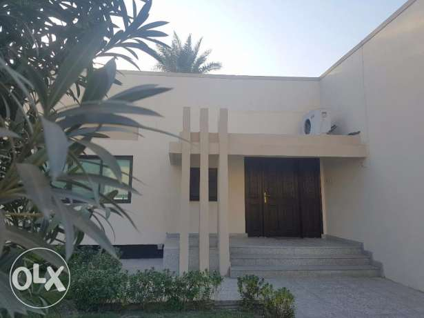 Upgraded Semi Furnished compound Villa At Sehla(Ref No: SHM4)