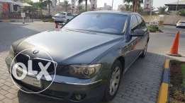 BMW 735 Model 2007 very clean
