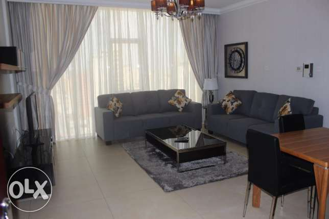 Spacious Sea view 2 BR Apartment in Juffer