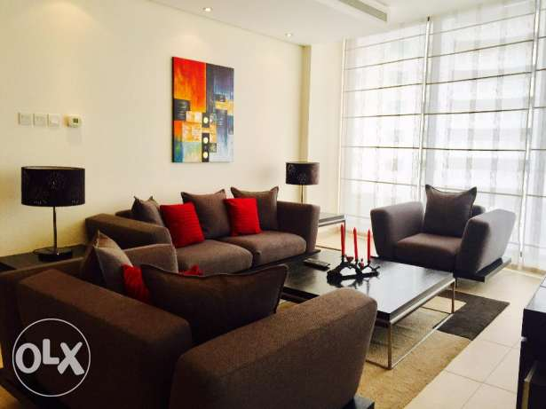 Luxury 2 bed apartment in Sanabis.