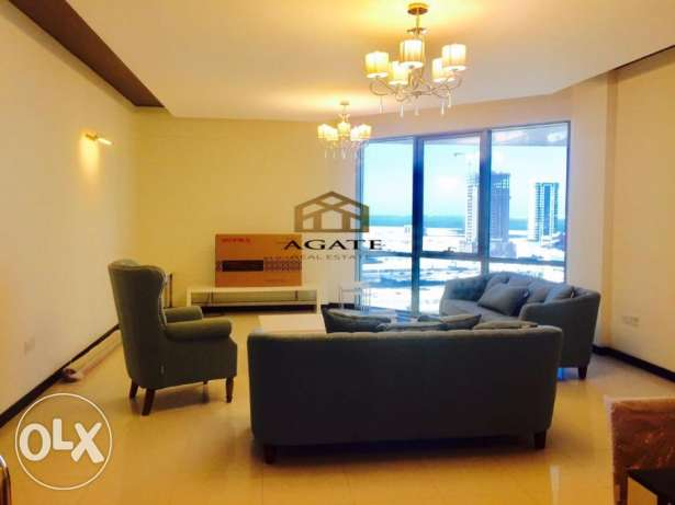 Brand new Luxury apartment for rent in Sanabis