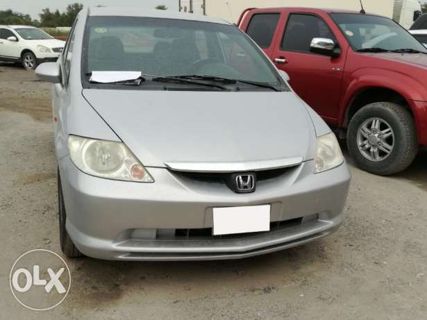 Honda City 2004 Model Bd950 Only