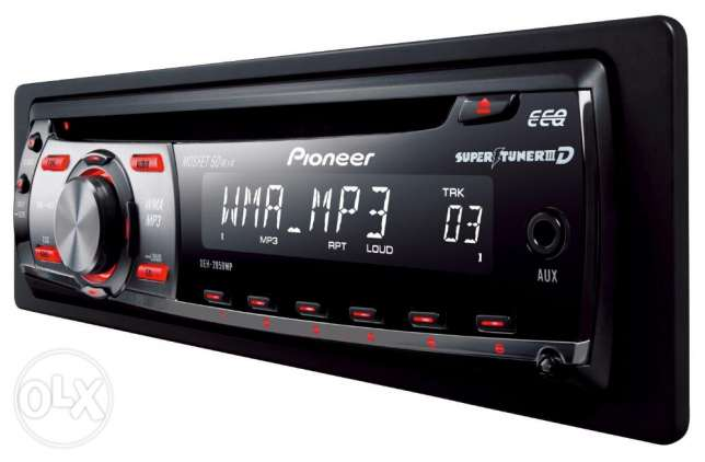 Electronics Alpine CD changer pioneer CD for cars