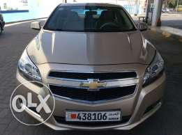 For Sale 2013 Chevrolet Malibu LT Bahrain Agency