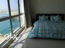 2 Bedrooms 2 Bathrooms flat for sale in Zawia2 Amwaj lagoon view