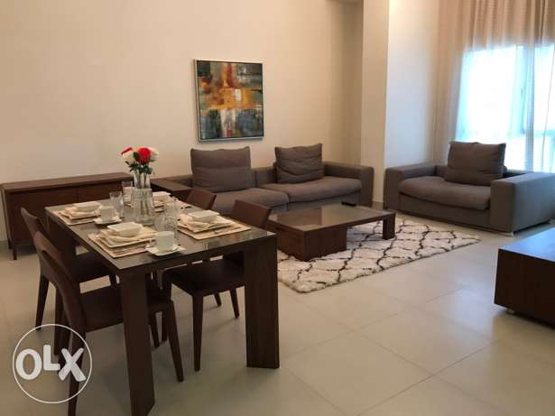 Beautiful and luxury 2 bedroom apartment in Juffair 550 inclusive