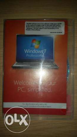 Windows 7 Pro 64 bit Multi Language Edition