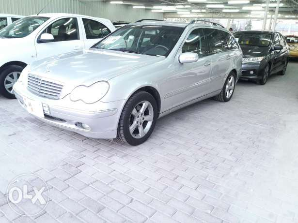 Mercedes c240 HB model 2003 model for sale
