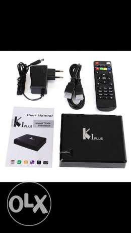 New Iptv android box with out Dish 580 channels توبلي -  3