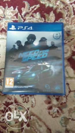 ps4 game•need for speed