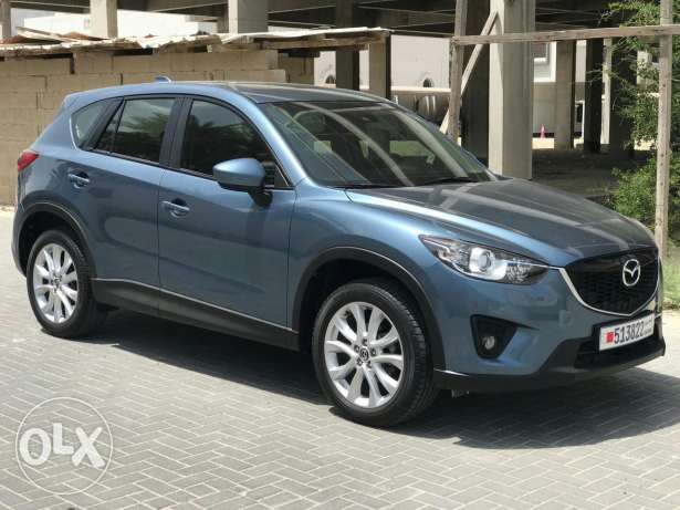 Mazda cx5 fully loaded agent Maintained