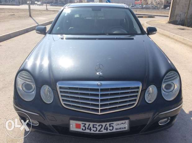 For Sale 2009 Mercedes Benz E230 Elegance Single Owner Bahrain Agency جد حفص -  1