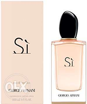 Si from Giorgio Armani - 100ml eau de parfum