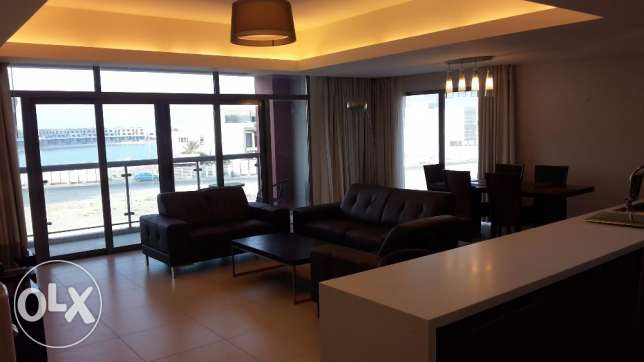 Fantastic 2 Bedrooms flat in Amwaj / Balcony
