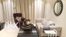 Super 1 Bed room apartment fully furnished
