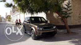 2012 model Range Rover Sport Supercharged