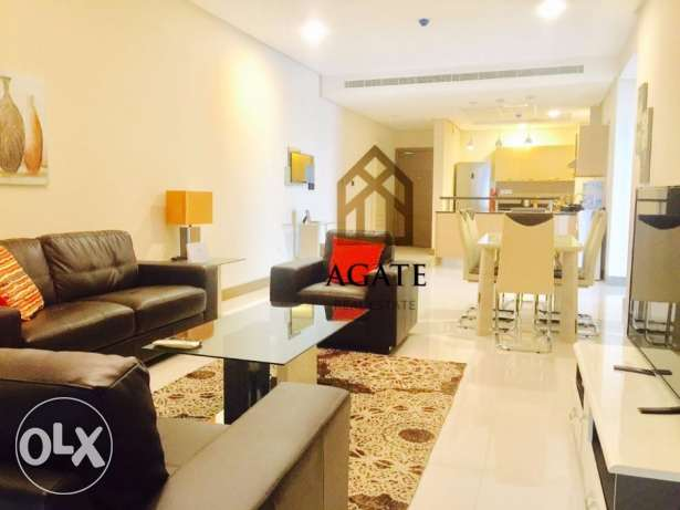 Brand new, 2 bedrooms luxury apartment for rent in Seef