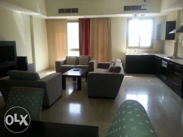 Fully furnished 2 Bedroom Apartments in ADLIYA BD: 550/-BD