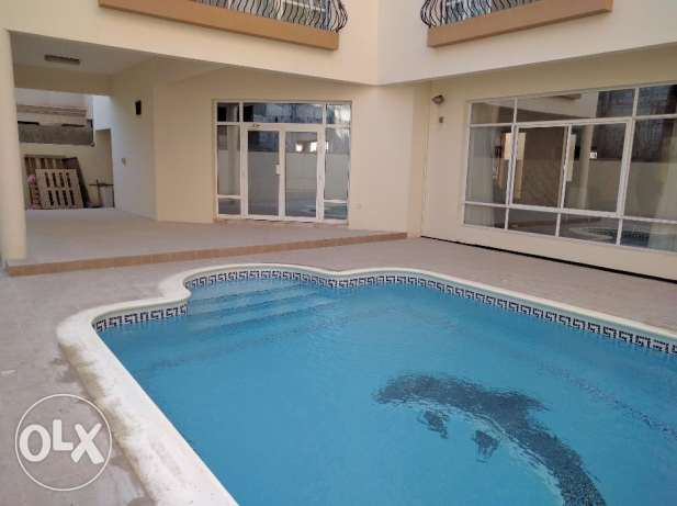 4 Bedroom semi furnished villa for rent with private pool