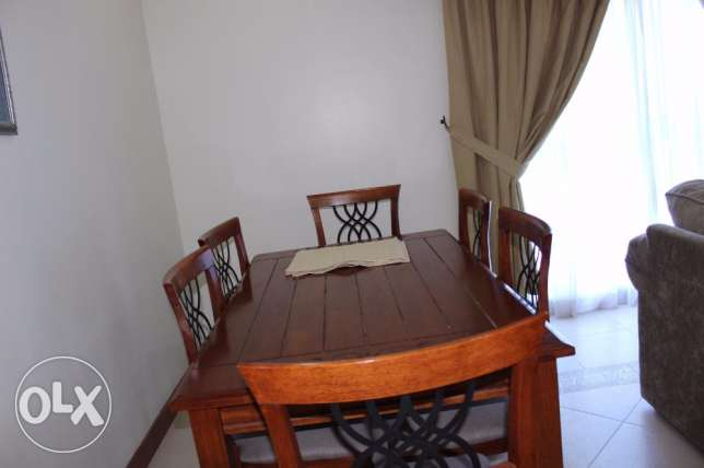 Flat in Juffair fully furnished 2 bedroom inclusive