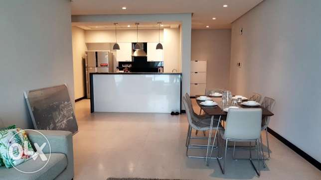 Luxurious 3 bedroom flat for rent in Reef Island