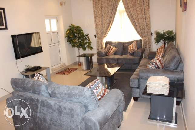 Beautiful two bedroom apartment in Juffair/navy budget