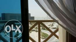 Flat for rent in Busiteen Close to king Hamad hospital