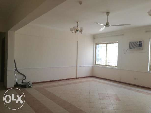 MAHOOZ - 2 Bedroom semi furnished flat for rent (inclusive)