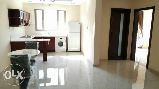 Semi furnished 2 BHK apartment brand new