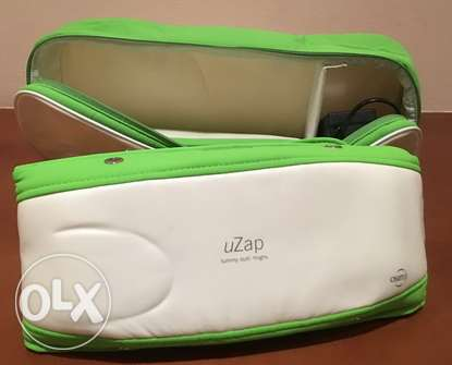 OSIM uZap Oscillating Massage Belt Slimming Tummy Buttock