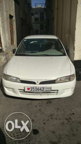Urgent Sale, Mitsubishi Lancer 1998 white (negotiable)