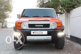 Excellent condition like new Toyota FJcruiser