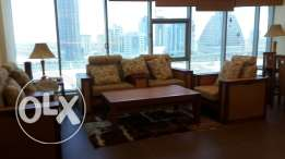 Luxury 2 bedrooms apartment in Seef area. Fully furnished 550 inclusiv