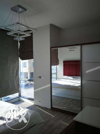 Fully furnished contemporary style 2 Bedroom apartments in Janabiya