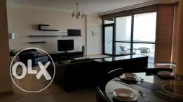 Sea view modern 2 bedroom fully furnished apartment