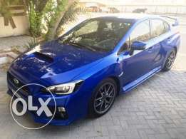 Subaru STI 2016 model for sale, under warranty till 2020