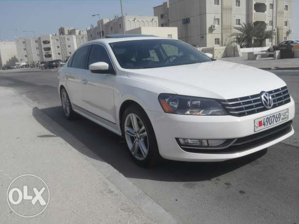 Volkswagen PASSAT 2013 full option(1) Under warranty very good conditi