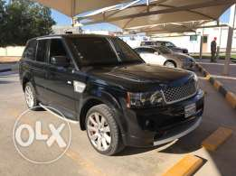 supercharged Range Rover 2012