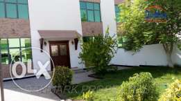BD 650/ 4 BR Un Furnished 2 Storey Compound Villa with Pvt. Garden
